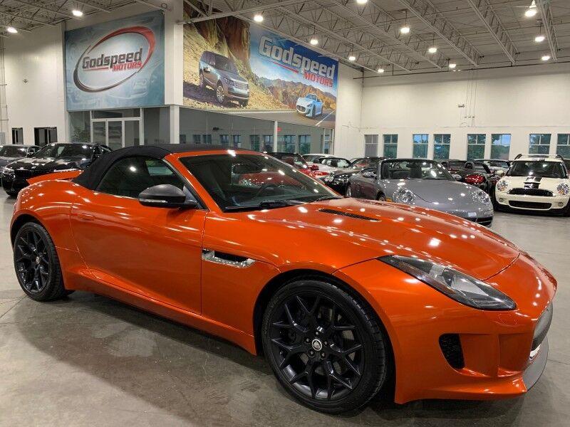 2014_Jaguar_F-TYPE_V6 70K MSRP_ Charlotte NC