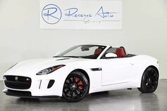 2014 Jaguar F-TYPE V6 S Convertible Performance Vision Premium Pack