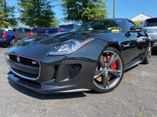 2014_Jaguar_F-TYPE_V8 S_ Raleigh NC