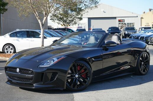 2014 Jaguar F-TYPE V8 S San Rafael CA