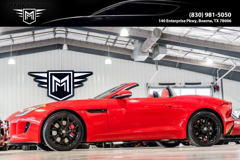 2014_Jaguar_F-Type_V6 S_ Boerne TX