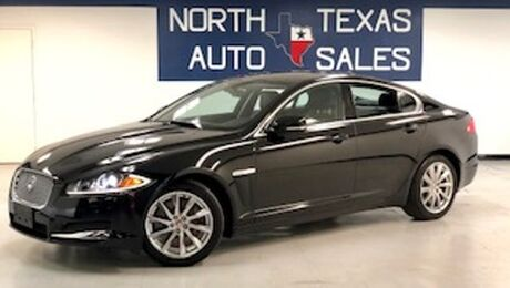 2014 Jaguar XF I4 T Dallas TX