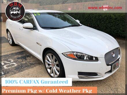 2014_Jaguar_XF_Premium AWD_ Arlington VA