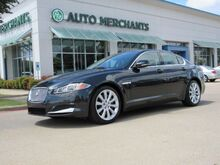 2014_Jaguar_XF-Series_XF Supercharged NAV, SUNROOF, BACKUP CAM, HTD SEATS, BLIND SPOT, MERIDIAN STEREO, BLUETOOTH_ Plano TX