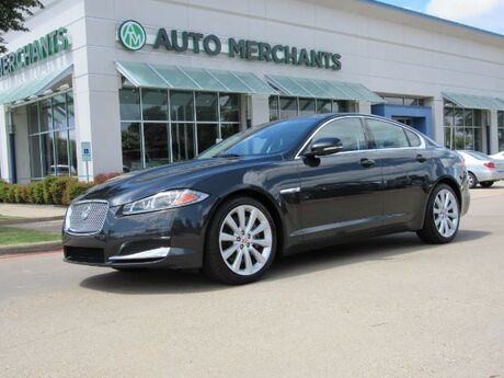 2014 Jaguar XF-Series XF Supercharged NAV, SUNROOF, BACKUP CAM, HTD SEATS, BLIND SPOT, MERIDIAN STEREO, BLUETOOTH Plano TX