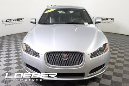 2014 Jaguar XF Supercharged PORTFOLIO