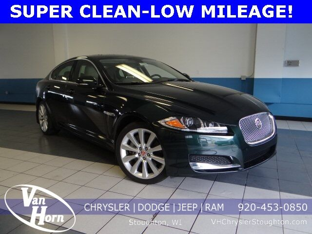 2014 Jaguar XF Supercharged Plymouth WI