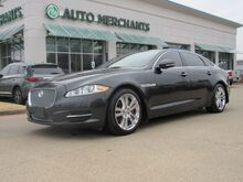 2014_Jaguar_XJ-Series_XJL Portfolio AWD LEATHER SEATS, DUAL SUNROOF, NAVIGATION, HEATED AND COOLED FRONT SEATS_ Plano TX