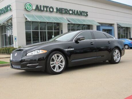 2014 Jaguar XJ-Series XJL Portfolio NAV, PANORAMIC, HTD/COOLED STS, BLIND SPOT, BACKUP CAM, PUSH BUTTON, BLUETOOTH Plano TX