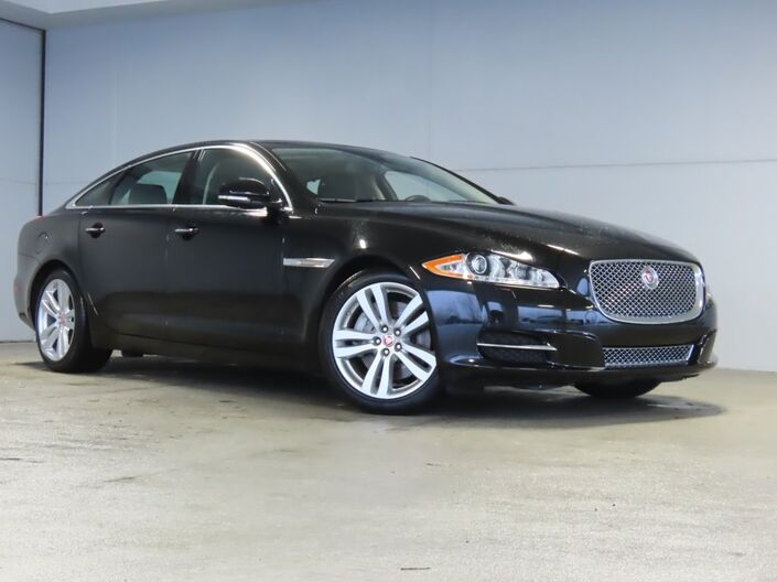 2014 Jaguar XJ XJL Portfolio Merriam KS