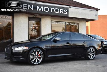2014_Jaguar_XJ_XJL Supercharged_ Conshohocken PA