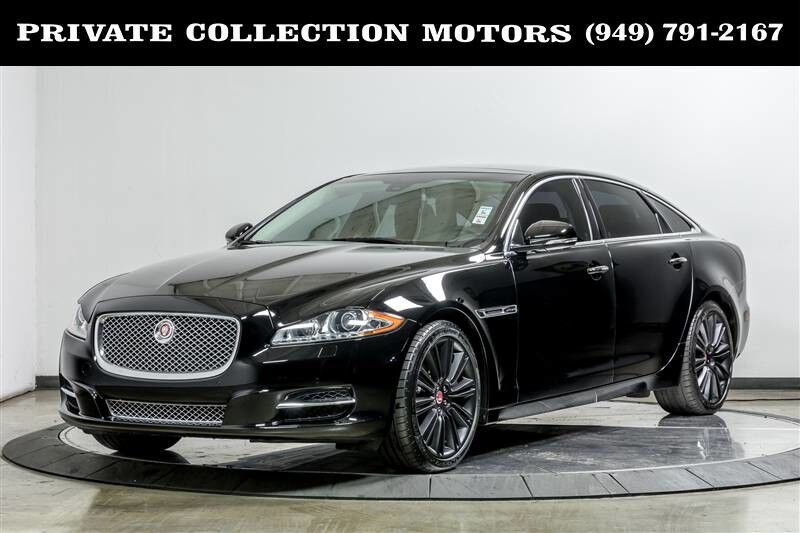 2014_Jaguar_XJ_XJL Supercharged_ Costa Mesa CA