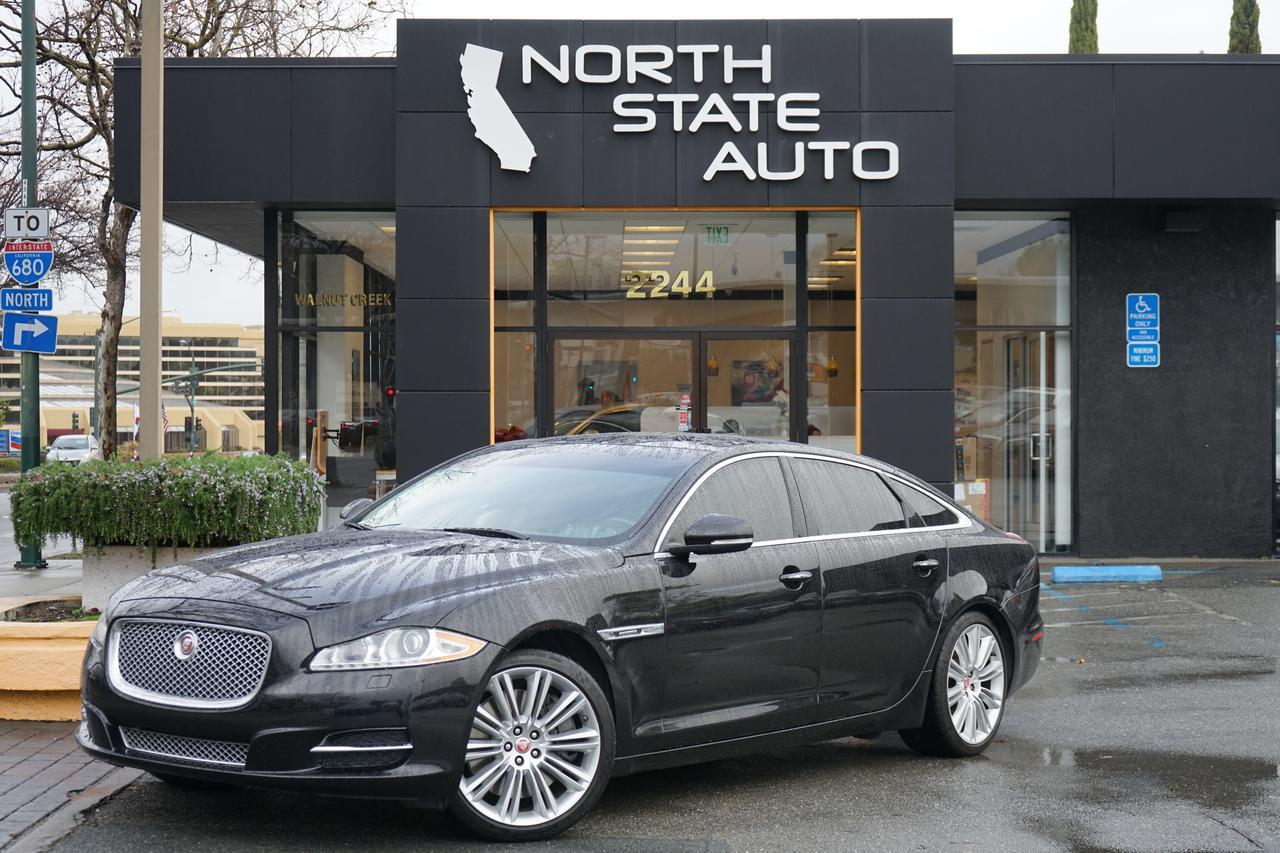 2014 Jaguar XJ XJL Supercharged Walnut Creek CA