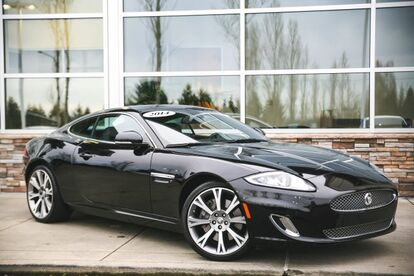 2014_Jaguar_XK_2DR CPE_ Seattle WA