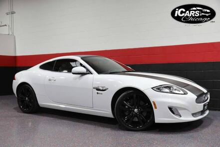 2014_Jaguar_XK_2dr Coupe_ Chicago IL
