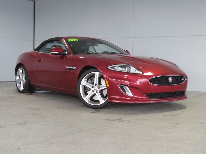 2014 Jaguar XK XKR Merriam KS
