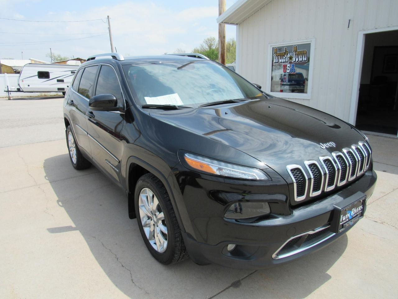 2014 Jeep CHEROKEE LIMITED Beatrice NE