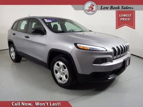 2014_Jeep_CHEROKEE_Sport_ Salt Lake City UT
