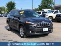 2014 Jeep Cherokee  South Burlington VT