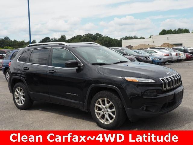 2014 Jeep Cherokee 4WD 4dr Latitude Cranberry Twp PA
