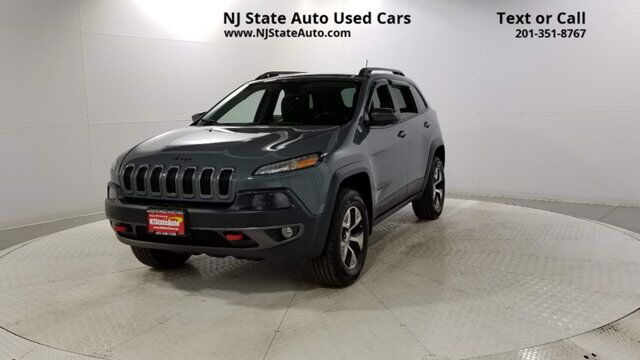 2014 Jeep Cherokee 4WD 4dr Trailhawk Jersey City NJ