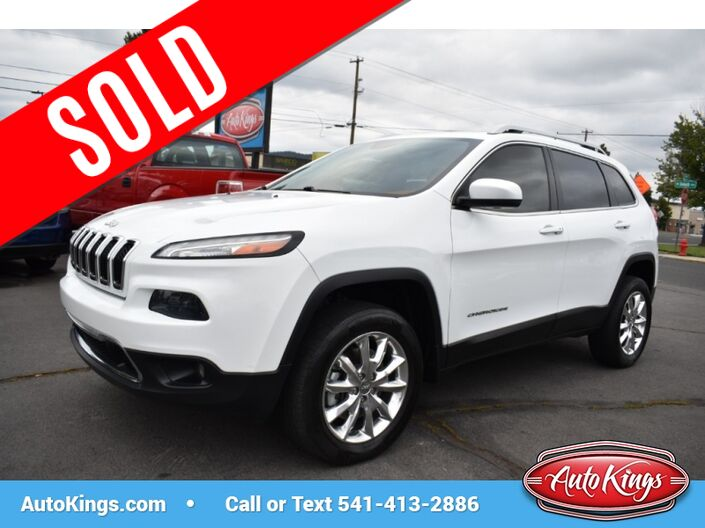2014 Jeep Cherokee 4WD Limited Bend OR