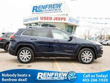 2014_Jeep_Cherokee_4WD Limited, Dual-Pane Sunroof, Bluetooth, Remote Start, Heated Seats, Backup Camera_ Calgary AB