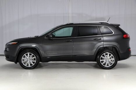 Jeep Cherokee 4WD Limited 2014