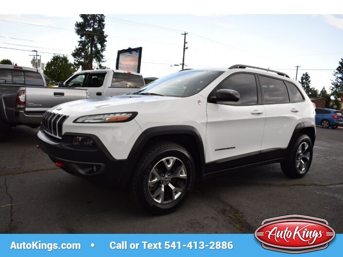 2014 Jeep Cherokee 4WD Trailhawk Bend OR