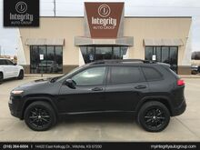 2014_Jeep_Cherokee_Altitude_ Wichita KS