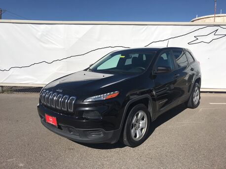 2014_Jeep_Cherokee_FWD 4dr Sport_ El Paso TX
