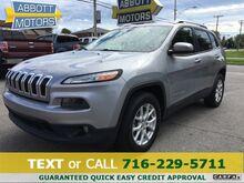 2014_Jeep_Cherokee_Latitude 4WD_ Buffalo NY