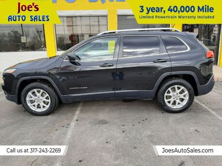 2014_Jeep_Cherokee_Latitude 4WD_ Indianapolis IN