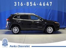 2014_Jeep_Cherokee_Latitude_ Wichita KS