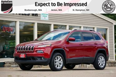 2014_Jeep_Cherokee_Latitude_ Boxborough MA