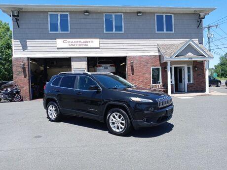 2014 Jeep Cherokee Latitude East Windsor CT