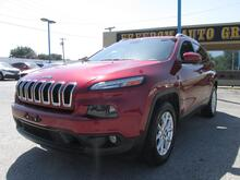 2014_Jeep_Cherokee_Latitude_ Dallas TX