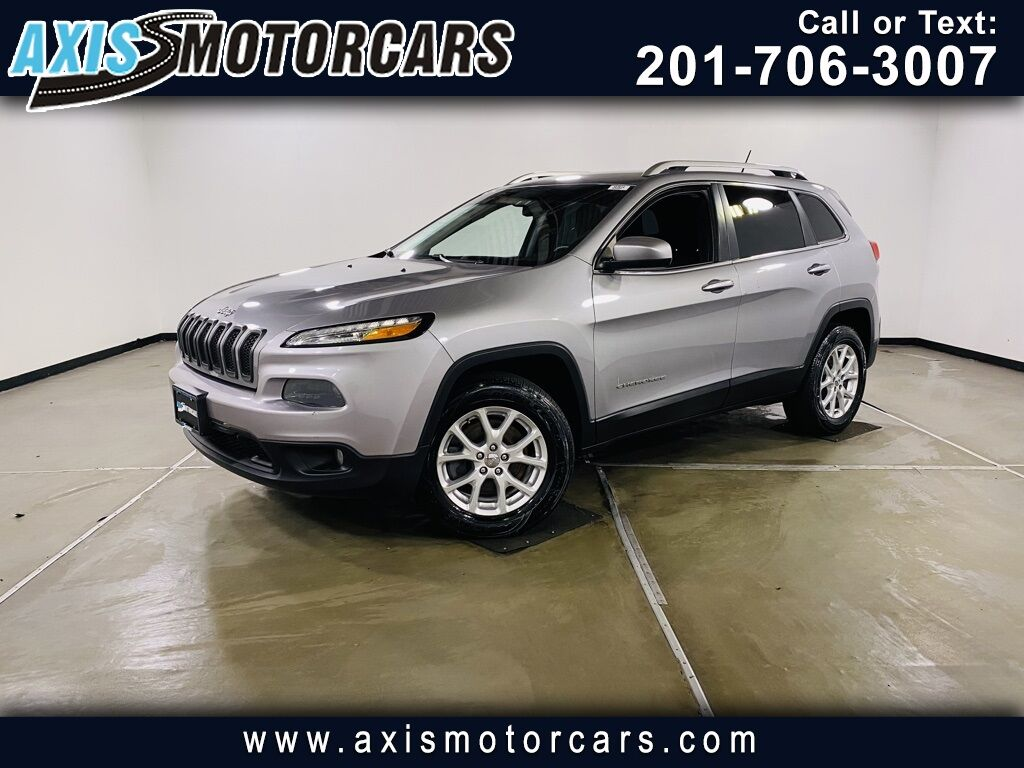 2014 Jeep Cherokee Latitude Jersey City NJ