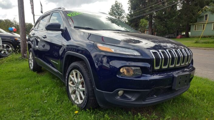 2014 Jeep Cherokee Latitude Rock City NY