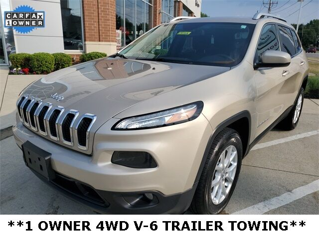 2014 Jeep Cherokee Latitude Mayfield Village OH