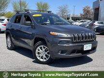 2014 Jeep Cherokee Latitude South Burlington VT