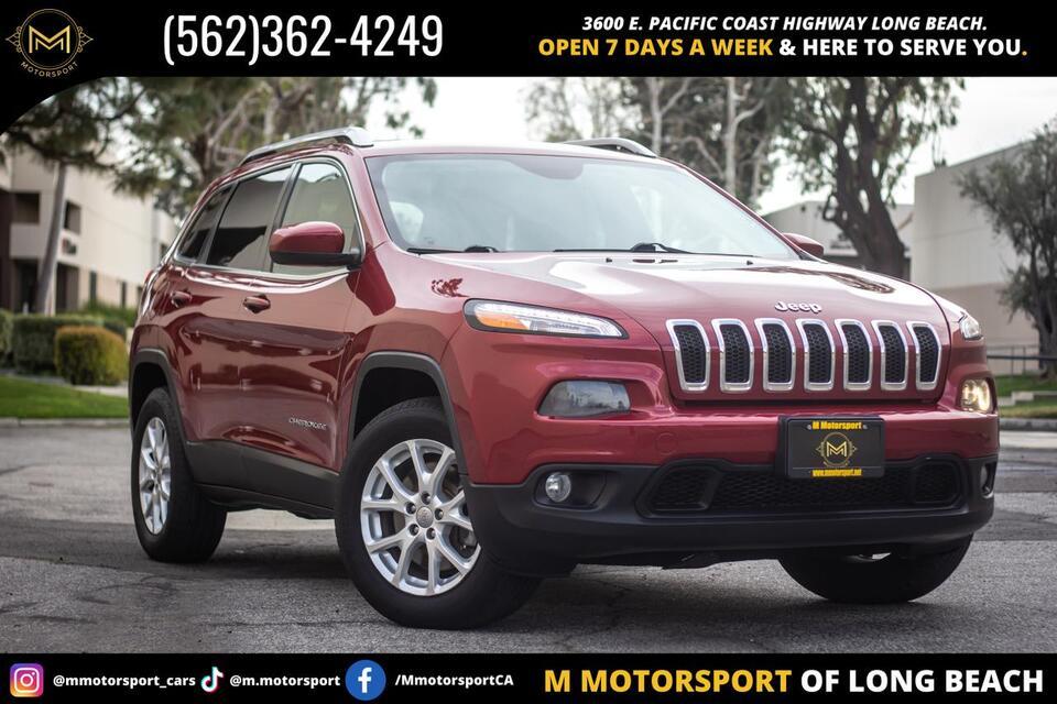 2014_Jeep_Cherokee_Latitude Sport Utility 4D_ Long Beach CA