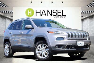 2014_Jeep_Cherokee_Limited_ Santa Rosa CA