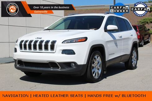 2014_Jeep_Cherokee_Limited_ Gainesville GA