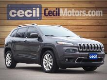 2014_Jeep_Cherokee_Limited_  TX
