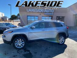 2014_Jeep_Cherokee_Limited 4WD_ Colorado Springs CO