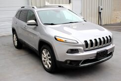 2014_Jeep_Cherokee_Limited 4WD Navigation Backup Camera 27 mpg_ Knoxville TN