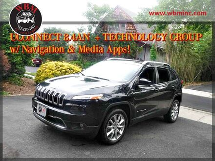 2014_Jeep_Cherokee_Limited_ Arlington VA