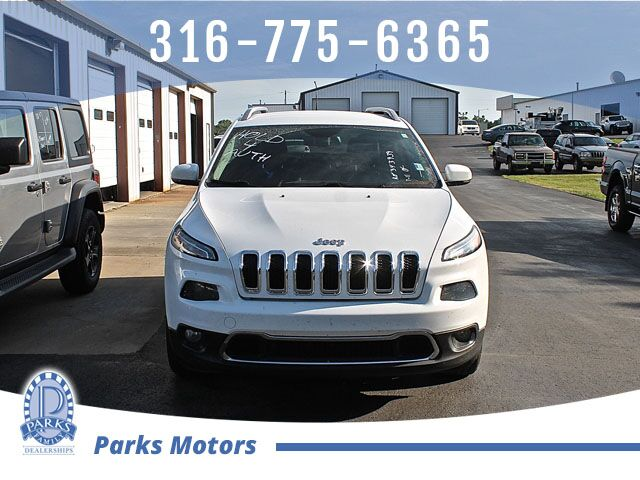 2014 Jeep Cherokee Limited Wichita KS