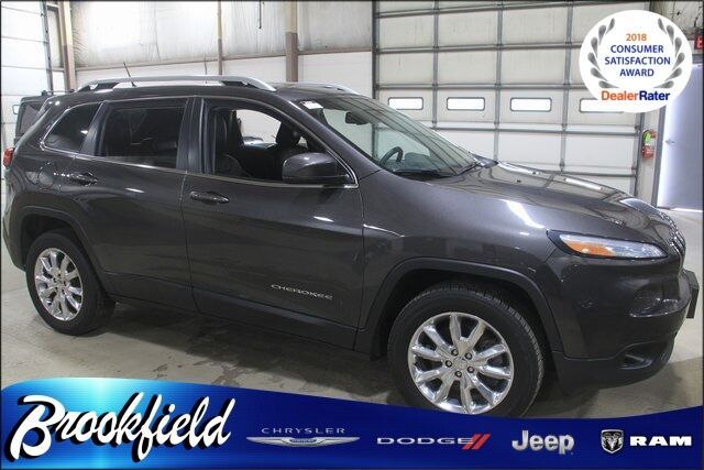 2014 Jeep Cherokee Limited Benton Harbor MI